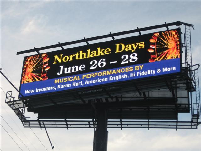 Karen Hart Band at Northlake Days