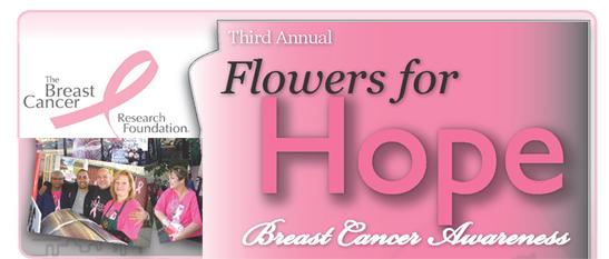 Third Annual Flowers For Hope Festival