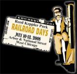 West Chicago Railroad Days