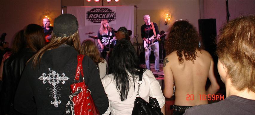 Chicago Rocker Party