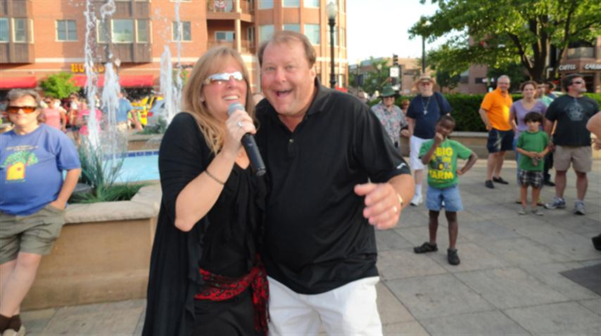 Downers Grove Summer Nights Classic Car Show