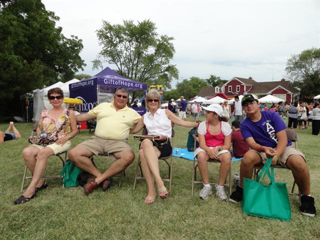 Long Grove Strawberry Festival