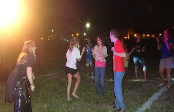 Leyden Fireworks & Rock Show
