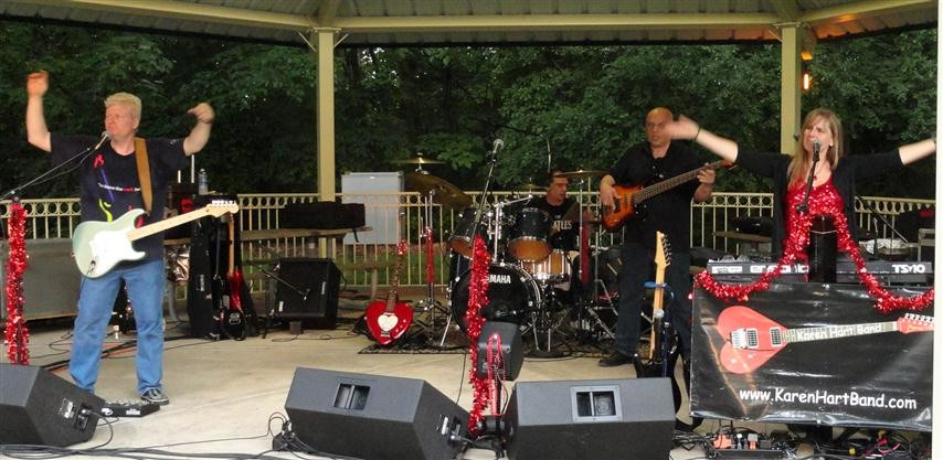 Wood Dale Concert Series