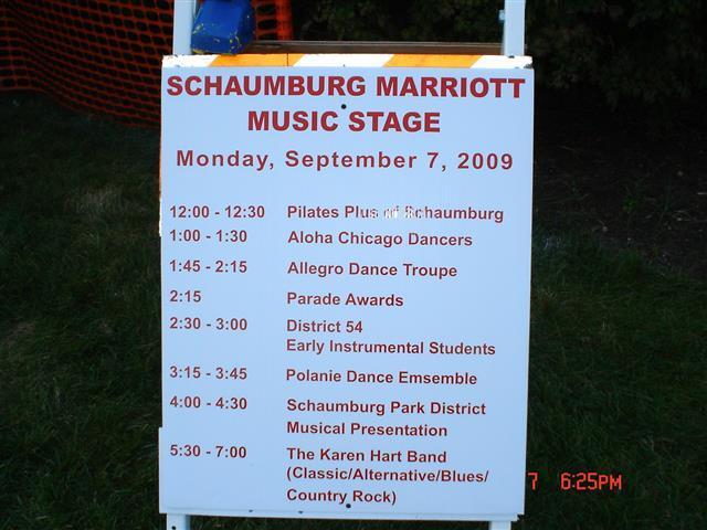 Schaumburg Septemberfest