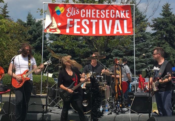 Eli's Cheesecake Fest